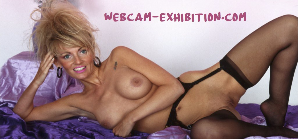 Webcam exhibition